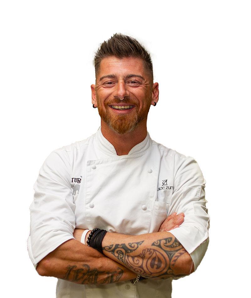 Chef Davide Zunino